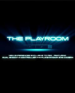 Jaquette de The PlayRoom PS4