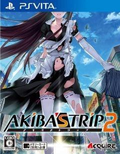Jaquette de Akiba's Trip 2 PS Vita