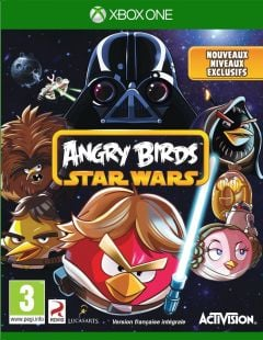 Jaquette de Angry Birds Star Wars Xbox One