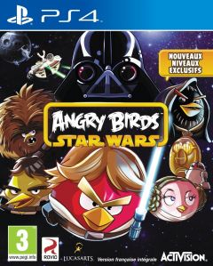 Jaquette de Angry Birds Star Wars PS4