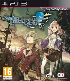 Jaquette de Atelier Escha and Logy : Alchemists of the Dusk Sky PlayStation 3