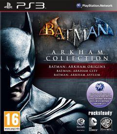 Jaquette de Batman : Arkham Collection PlayStation 3