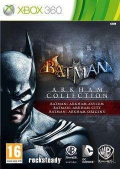 Jaquette de Batman : Arkham Collection Xbox 360