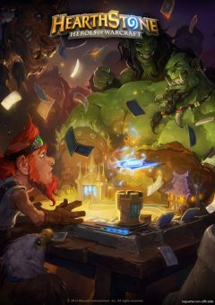 Jaquette de Hearthstone : Heroes of Warcraft Android