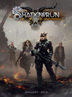 Jaquette de Shadowrun Returns : Dragonfall Mac