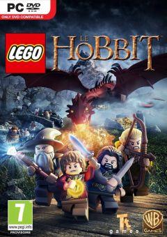 Jaquette de LEGO Le Hobbit PC
