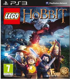 Jaquette de LEGO Le Hobbit PlayStation 3