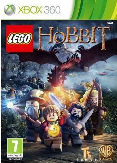 Jaquette de LEGO Le Hobbit Xbox 360