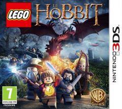 Jaquette de LEGO Le Hobbit Nintendo 3DS