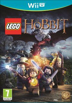 Jaquette de LEGO Le Hobbit Wii U