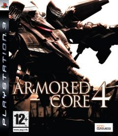 Jaquette de Armored Core 4 PlayStation 3