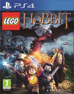 Jaquette de LEGO Le Hobbit PS4