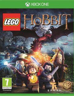 Jaquette de LEGO Le Hobbit Xbox One