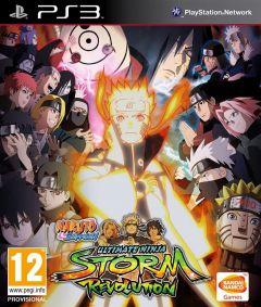 Naruto Shippuden : Ultimate Ninja Storm Revolution (PS3)
