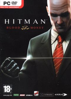 Jaquette de Hitman : Blood Money PC