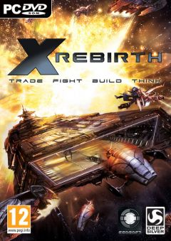 Jaquette de X Rebirth PC