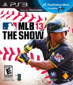 Jaquette de MLB 13 : The Show PlayStation 3