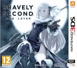Jaquette de Bravely Second : End Layer Nintendo 3DS