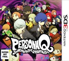 Persona Q : Shadow of the Labyrinth (Nintendo 3DS)