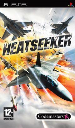 Jaquette de Heatseeker PSP