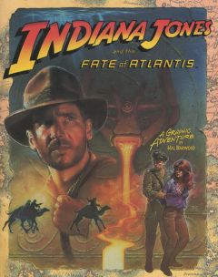 Jaquette de Indiana Jones and the Fate of Atlantis Mac