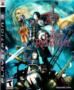 Jaquette de The Last Remnant PlayStation 3