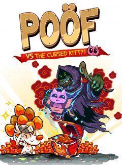 Jaquette de Poöf Vs The Cursed Kitty PC