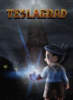Jaquette de Teslagrad Wii U
