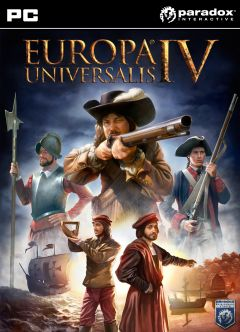 Jaquette de Europa Universalis IV : Conquest of Paradise Mac