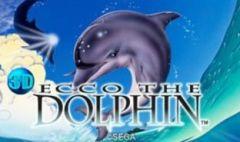 Jaquette de 3D Ecco The Dolphin Nintendo 3DS
