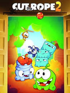 Jaquette de Cut the Rope 2 iPhone, iPod Touch
