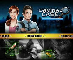 Jaquette de Criminal Case Facebook