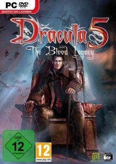 Jaquette de Dracula 5 : L'héritage du sang PC