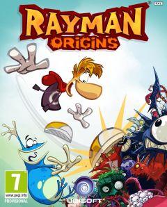Jaquette de Rayman Origins Mac