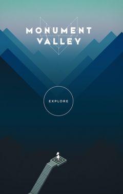 Jaquette de Monument Valley iPad