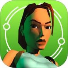 Jaquette de Tomb Raider (original) iPhone, iPod Touch