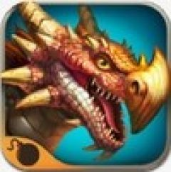 Jaquette de Dragons of Atlantis : les Héritiers du Dragon iPad