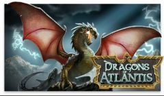 Jaquette de Dragons of Atlantis PC