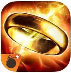 Jaquette de Le Hobbit : Royaumes de la Terre du Milieu iPad