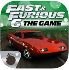 Jaquette de Fast & Furious 6 : le Jeu iPad