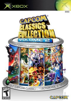 Jaquette de Capcom Classics Collection Volume 2 Xbox
