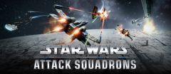 Jaquette de Star Wars : Attack Squadrons PC