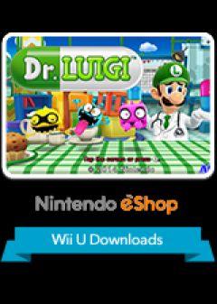 Jaquette de Dr. Luigi Wii U