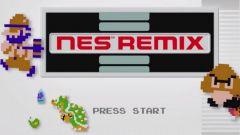 Jaquette de NES Remix Wii U