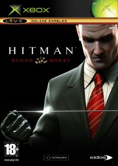 Jaquette de Hitman : Blood Money Xbox