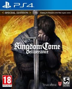 Jaquette de Kingdom Come : Deliverance PS4