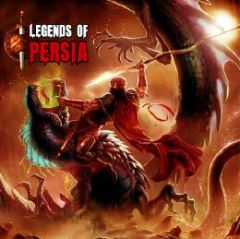 Jaquette de Legends of Persia PC