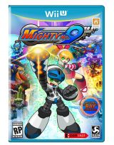 Jaquette de Mighty No.9 Wii U