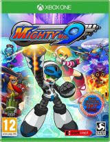 Jaquette de Mighty No.9 Xbox One