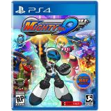 Jaquette de Mighty No.9 PS4